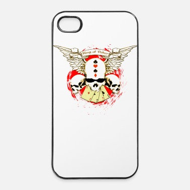 Cards POKER - Coque rigide iPhone 4/4s