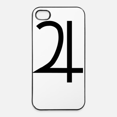 Astrologie jupiter_symbol_1_farbig - iPhone 4/4s hard case