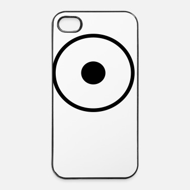 Astrologie sun_symbol_1_farbig - iPhone 4/4s hard case