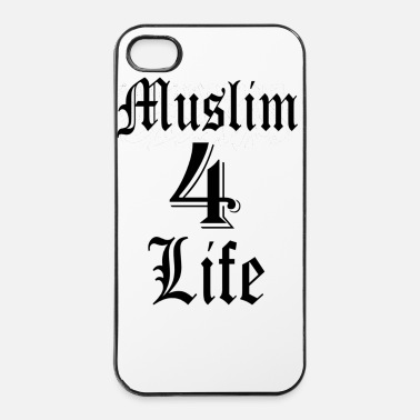 muslim4life - iPhone 4 & 4s Hülle