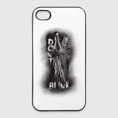 Don't Blink - iPhone 4/4s Hard Case