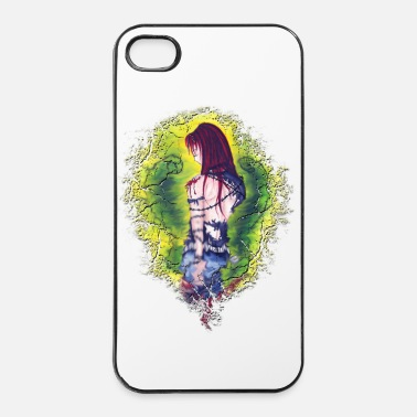 Print jailed - iPhone 4/4s hard case