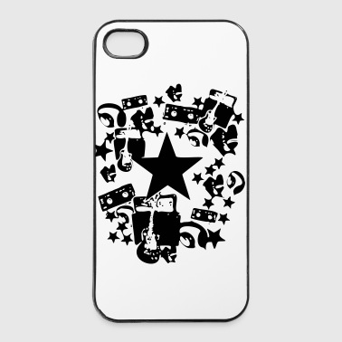 Collage - iPhone 4/4s Hard Case