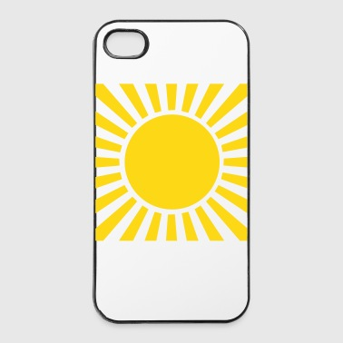 sun - iPhone 4/4s Hard Case