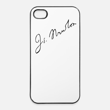Philosophie Isaac Newton - Coque rigide iPhone 4/4s