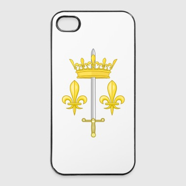 Armoiries Jeanne d'Arc - Coque rigide iPhone 4/4s