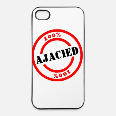Fan Ajacied - iPhone 4/4s hard case