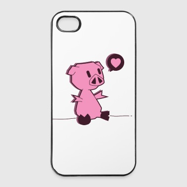 Cochon - Coque rigide iPhone 4/4s