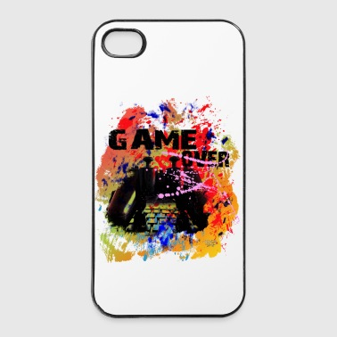 Kreativ-GameOver - iPhone 4/4s Hard Case