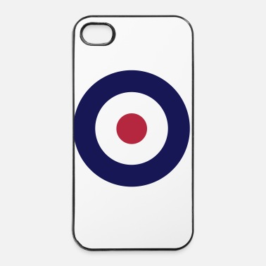 Target Mod Sign For White shirts - iPhone 4 & 4s Hülle