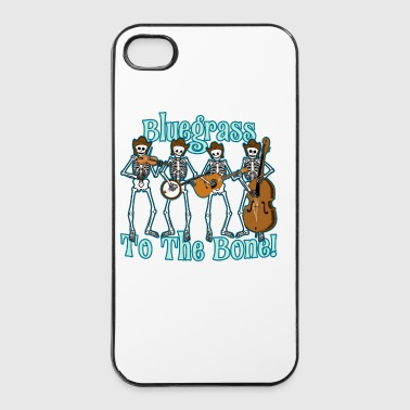 Bluegrass To The Bone! - iPhone 4/4s Hard Case