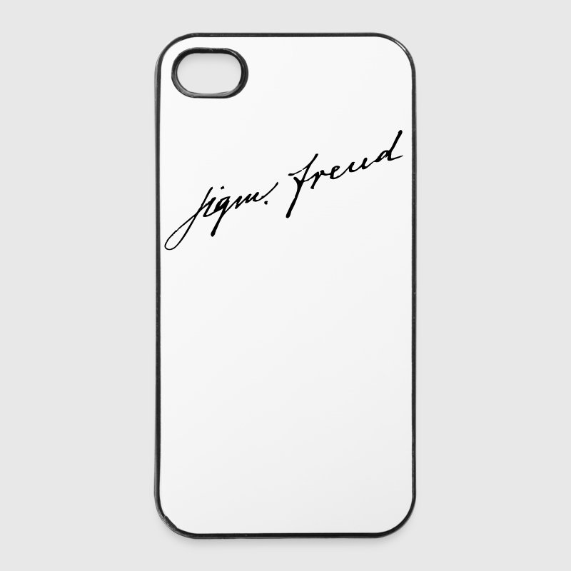 Sigmund Freud - iPhone 4/4s Hard Case