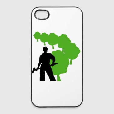 Hache - Coque rigide iPhone 4/4s