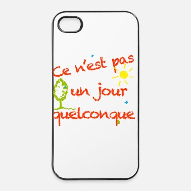 Happiness Ce_nest_pas - Coque rigide iPhone 4/4s