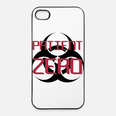 Virus Patient Zero - Custodia rigida per iPhone 4/4s