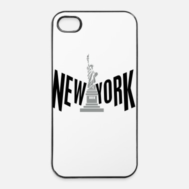 Amérique New York - Coque rigide iPhone 4/4s