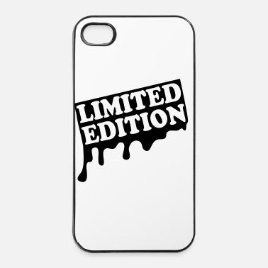 Logotyp limited edition graffiti 2ke - Hårt iPhone 4/4s-skal