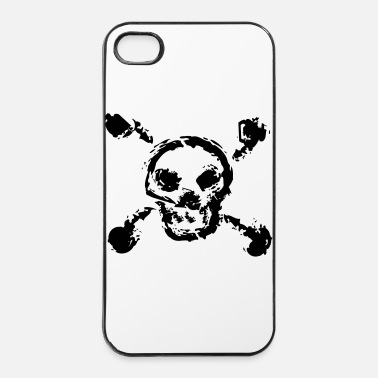 Chopper Skull Totenkopf - iPhone 4 & 4s Hülle
