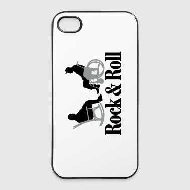 Rock n Roll 2clr New - Coque rigide iPhone 4/4s