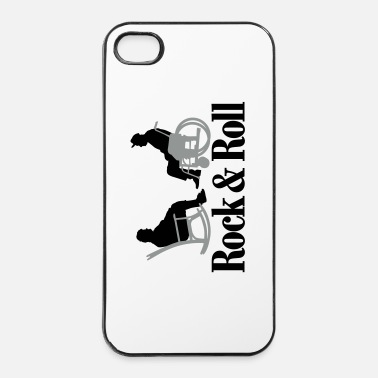 Rock N Roll Rock n Roll 2clr New - Coque rigide iPhone 4/4s