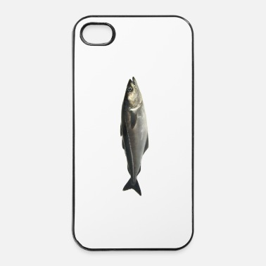 Norvegia pesce - Custodia rigida per iPhone 4/4s