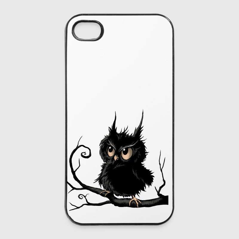 Kauziges Käuzchen - iPhone 4/4s Hard Case