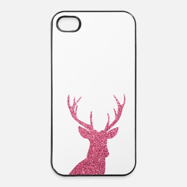Chasseur Cerf - Coque rigide iPhone 4/4s