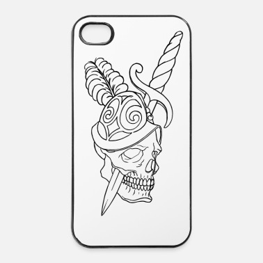 Épée Skull Soldier - Coque rigide iPhone 4/4s