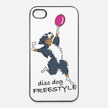 Freestyle disc dog freestyle - iPhone 4 & 4s Hülle