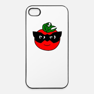 Super super tomato - iPhone 4 & 4s Hülle