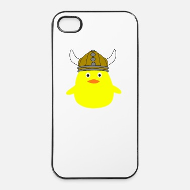 Celtico viking_chick - Custodia rigida per iPhone 4/4s