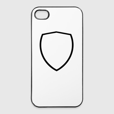 Manteau des bras - Coque rigide iPhone 4/4s