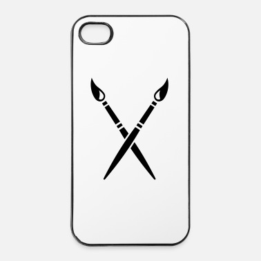 Pinsel Pinsel - iPhone 4/4s Hard Case