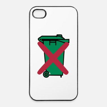 Geel kliko - iPhone 4/4s hard case