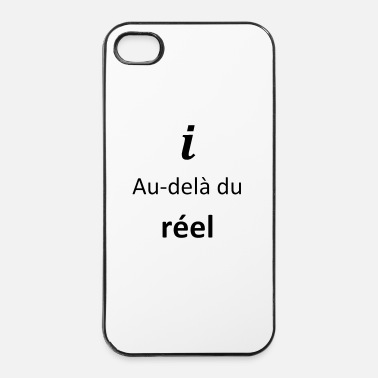 Nombre i_au_dela_du_reel - Coque rigide iPhone 4/4s