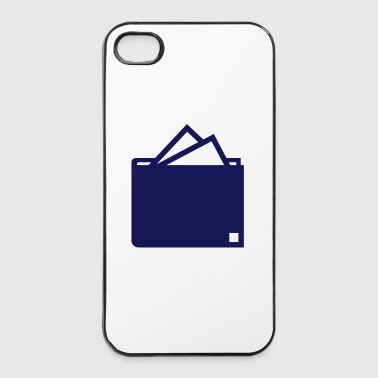 Argent - Coque rigide iPhone 4/4s