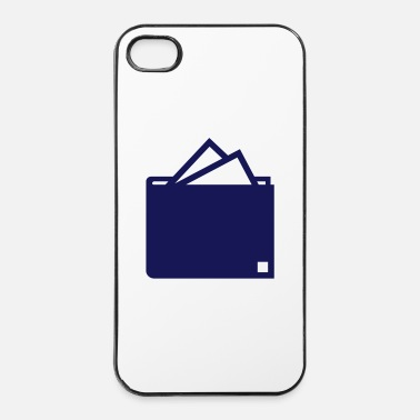 Euro Geld - iPhone 4/4s hard case