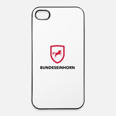 Recht Federal Unicorn - iPhone 4/4s hard case