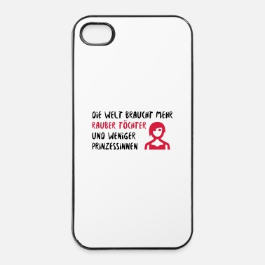 Daughters The world needs more robbers daughters! (2015) - iPhone 4 & 4s Case