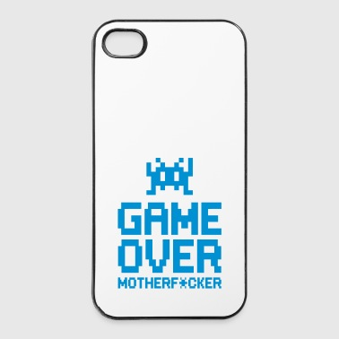 game over motherf*cker - iPhone 4/4s Hard Case