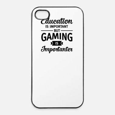 Video Gaming - Importanter - iPhone 4 & 4s Hülle