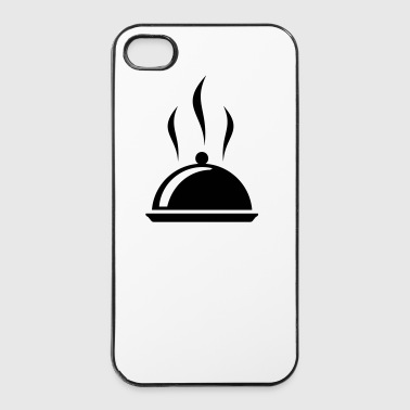 restaurant - iPhone 4/4s hard case