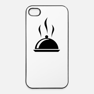 Restaurant Platter Restaurant - iPhone 4/4s Hard Case