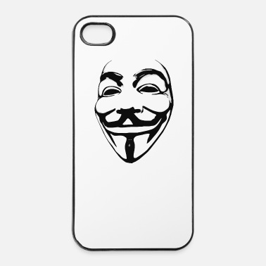 Anonymous VENDETTA - iPhone 4 & 4s Hülle