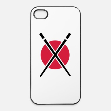 Kanji Giappone - Custodia rigida per iPhone 4/4s
