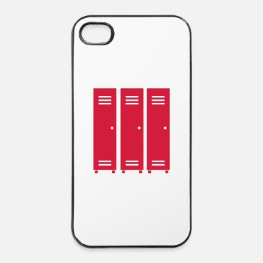 Zwemmen Kast - iPhone 4/4s hard case