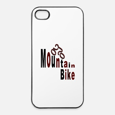 Victoria Mountain bike - Carcasa iPhone 4/4s