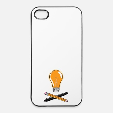 Job Graphiste Pirate - Coque rigide iPhone 4/4s