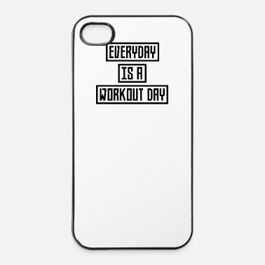 Fitness Training day fitness S2y22 - iPhone 4 & 4s Case