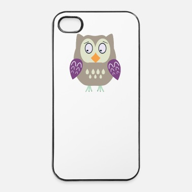 Triest Triest OWL - iPhone 4/4s hard case